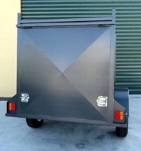 Enclosed Luggage trailer - Quality Australian made - from $2695 Clontarf Redcliffe Area Preview