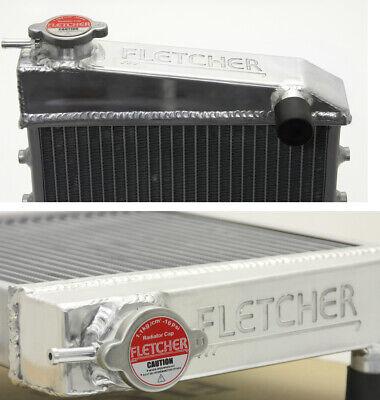 CLASSIC MINI FLETCHER ALLOY RADIATOR 1959-92 AUSTIN MORRIS COOPER ROVER CARB