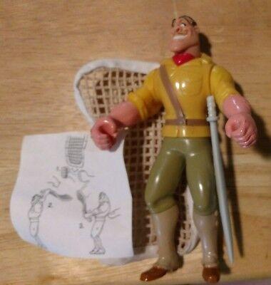 NEW in Package Walt Disney TARZAN Mcdonalds Toy #7 CLAYTON Figure