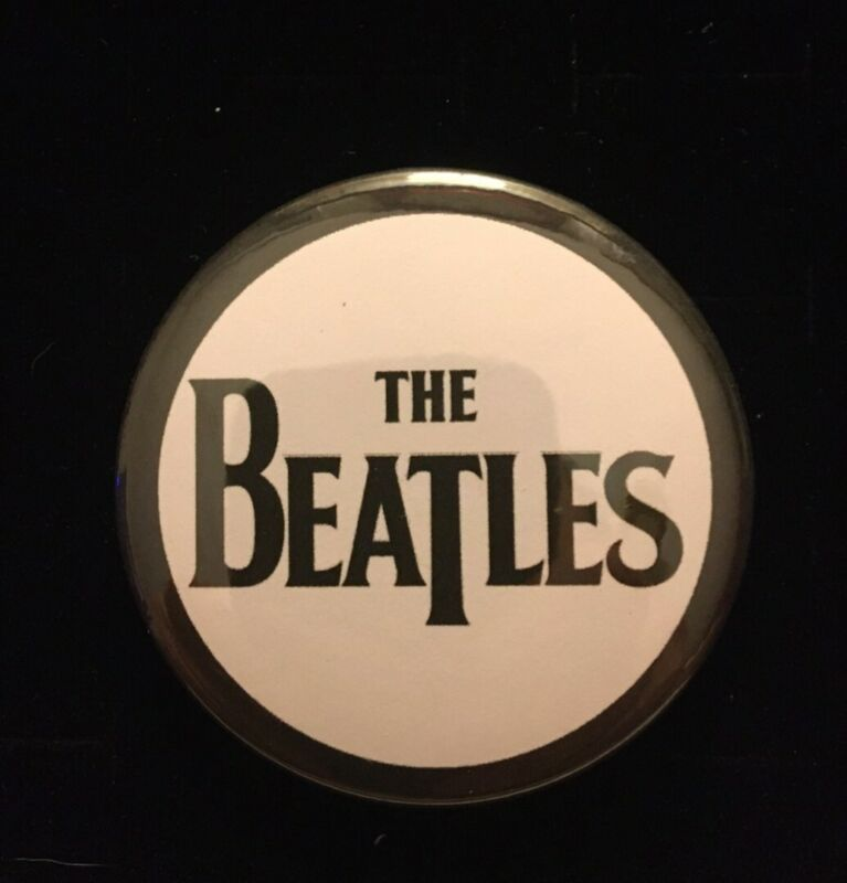 "The Beatles Pinback Button 2.25"""