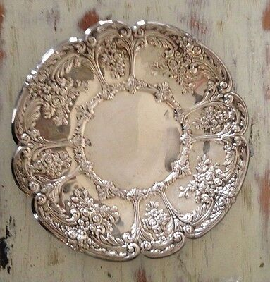"Vintage Reed & Barton Silver Plate Vienna Pattern #1865 - 12"" +"