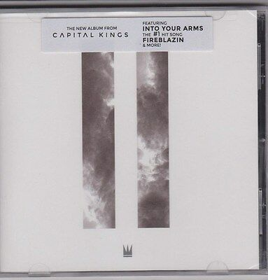 Capital Kings Ii Cd  2015   Free Shipping  New  Sealed  Christian Music