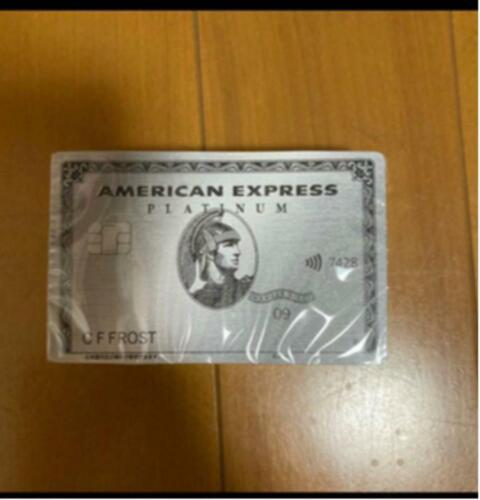 American Express Platinum card limited Playing cards Novelty Rare AMEX 100%
