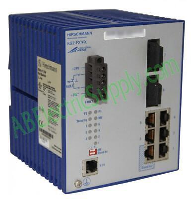 Hirschmann Ethernet Rail Switch RS2-FX