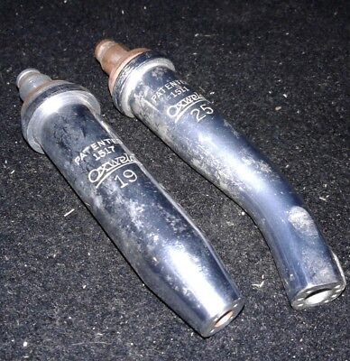 Oxweld 19 25 Welding-cutting Tips. Our 2