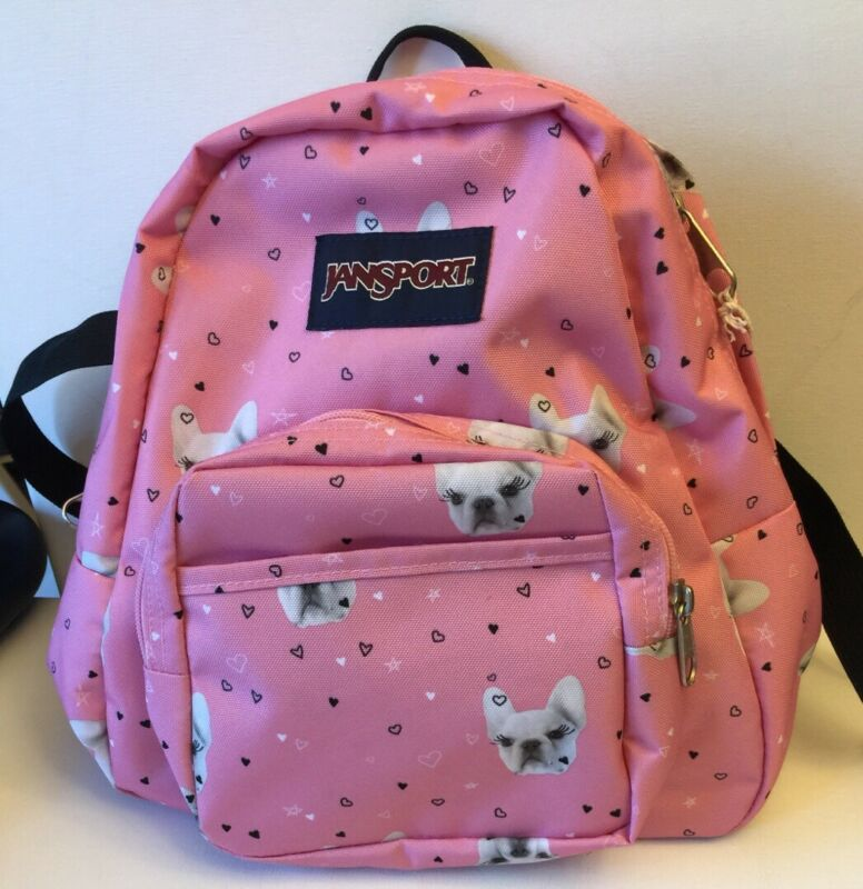French Bulldog Childrens Backpack