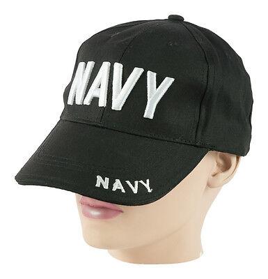 US Cap Mütze Basecap Baseballcap BB Baseball Navy Seals Marine Special Forces BW
