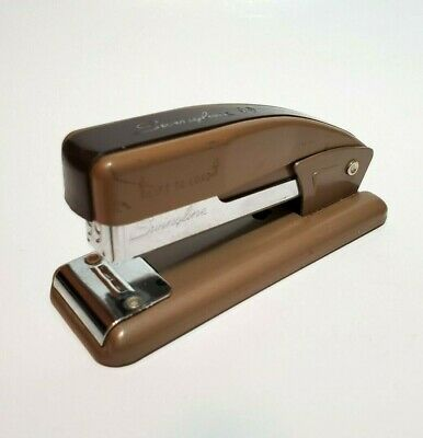 Vintage Swingline Stapler 99 Government Beige 5 Inches