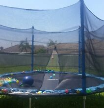 13 feet trampoline PRICE REDUCED NEED GONE ASAP Glendenning Blacktown Area Preview