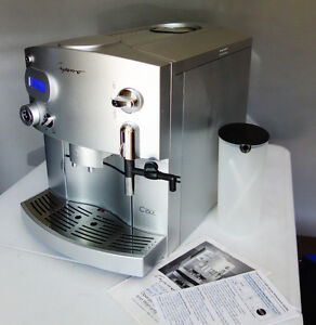 jura capresso impressa c1500 coffee espresso machine z5 x9 e8 c9 f9 j5 c5 s9 ena ebay. Black Bedroom Furniture Sets. Home Design Ideas