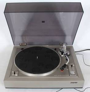 Vintage SONY PS-2350 -2-Speed Belt-Drive Turntable (1975) Campbelltown Campbelltown Area Preview