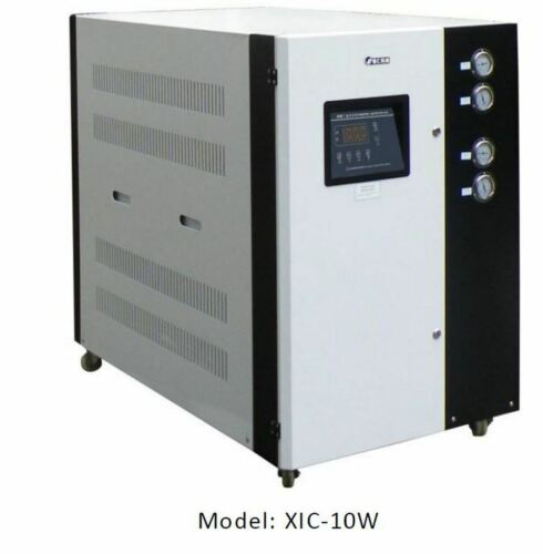 Industrial Chiller Water-cooled 10 HP 208V 3-Phase 10 Ton