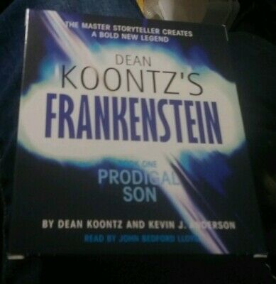Prodigal Son by Dean Koontz and Kevin J Anderson Audiobook 5