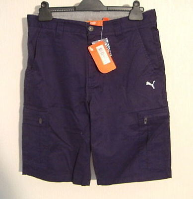 "LAST PAIR PUMA ING RENAULT FORMULA 1 TEAM SHORTS NEW 43"" Waist SUPERB QUALITY"