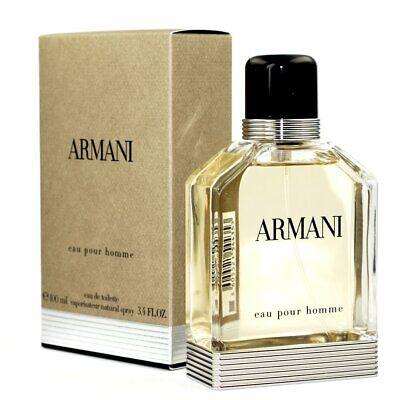Giorgio Armani Armani Eau De Toilette Spray - 100ml-3.3oz
