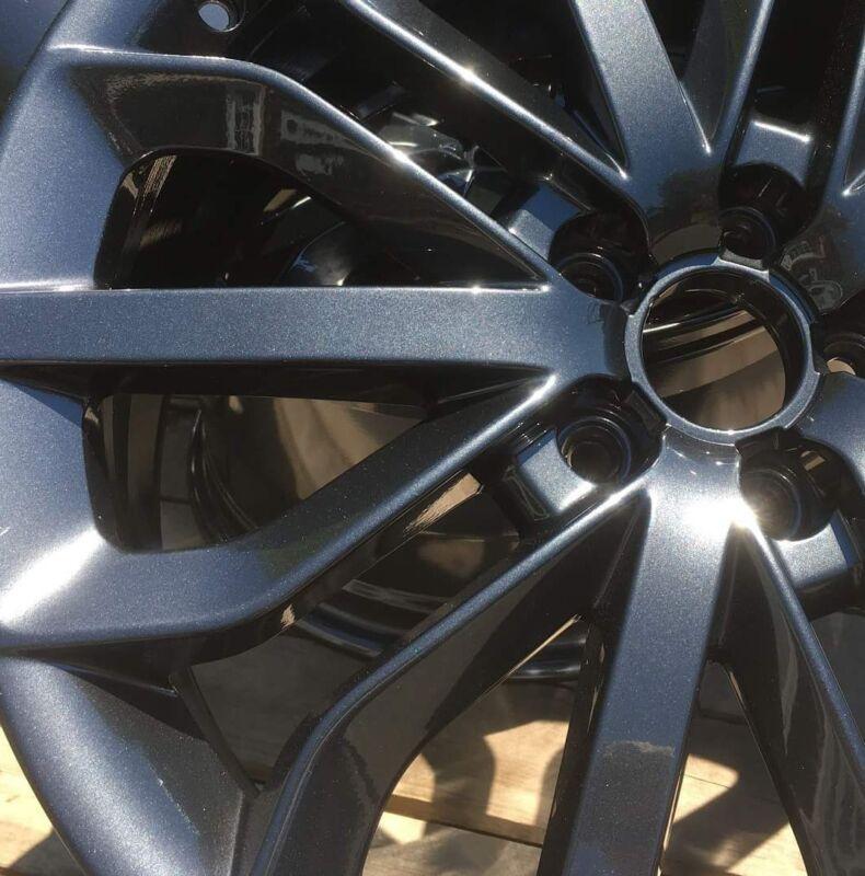Sterling Charcoal Gunmetal Powder Coating Paint - New 1LB