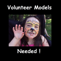 Volunteer Models For Face Painting Wanted