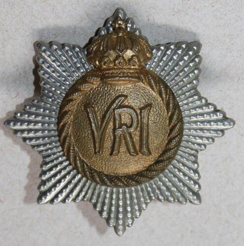 Royal Canadian Regiment 1894 Pattern Cap Badge