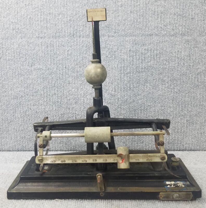 1916 Vintage The Torsion Balance Co Scale Style 205 No BJ9697