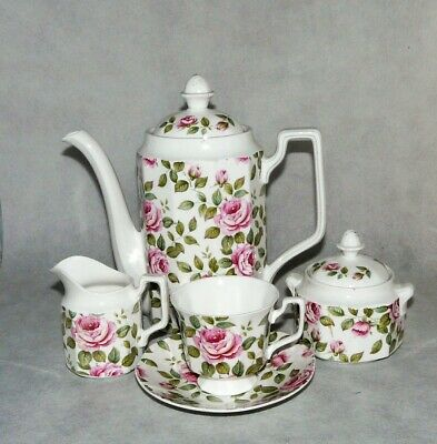 Queen´s England est 1875 Fine bone china Cottage Rose rosa Teile zur Wahl  Rosa Rose Cottage