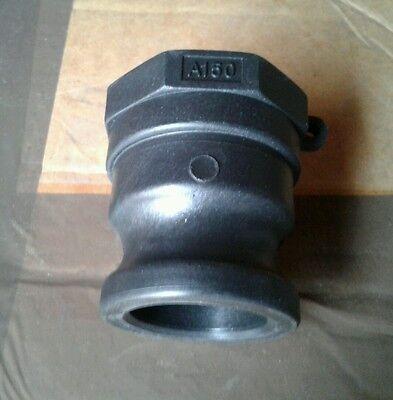 "1.5""  A-150 Cam lock 150A Polypropylene Poly Female NPT X male camlock FE Adapte"