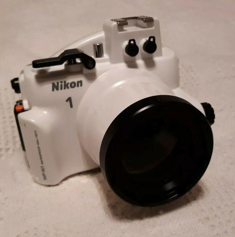 Nikon WP-N1 Underwater Waterproof Case for Nikon 1 J1 & J2 Cameras