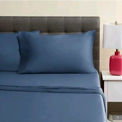 Better Homes & Gardens 400 Thread Count Aero Bedding Collection Full (Best Aero Beds)