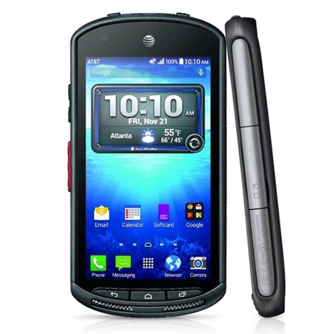 Kyocera Duraforce E6560 16gb Unlocked Gsm 4g Lte Military...