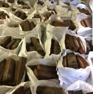 Recycled Jarrah fire wood bags, trailer loads, truck loads