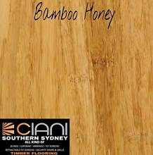 Bamboo 14mm  Strand Woven German Technology Timber Flooring Hurstville Grove Kogarah Area Preview