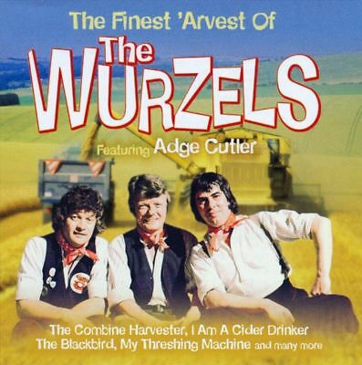 The Wurzels   Finest Arvest   Greatest Hits  Very Best Of   Cd   New   Sealed