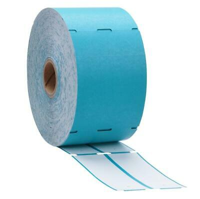 Direct Thermal Consignment Style Tags Teal