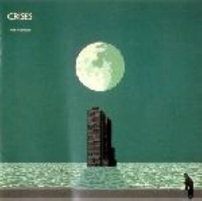 Mike Oldfield Crisis Europe Lp