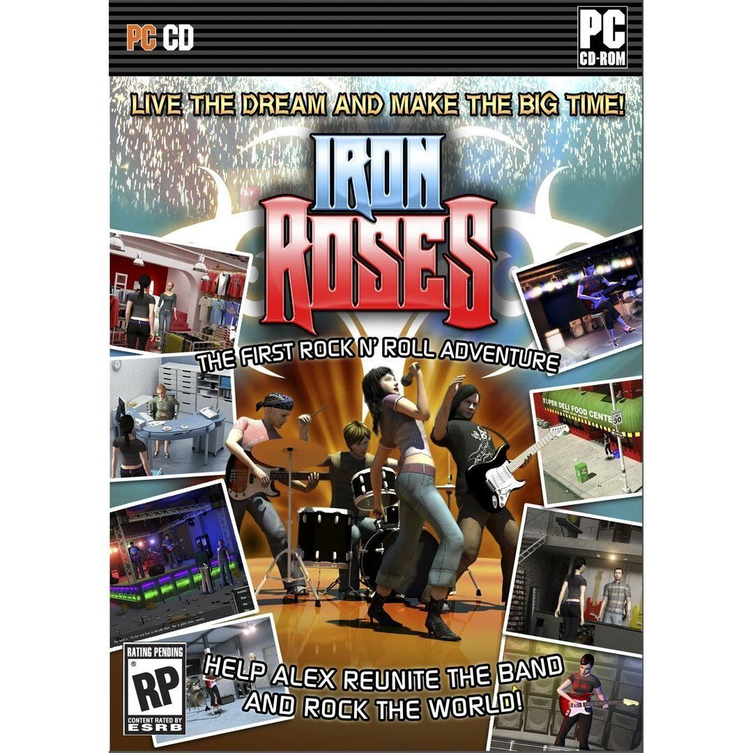 Iron Roses Pc Games Windows 10 8 7 Vista Xp Computer Hidden Object Seek And Find