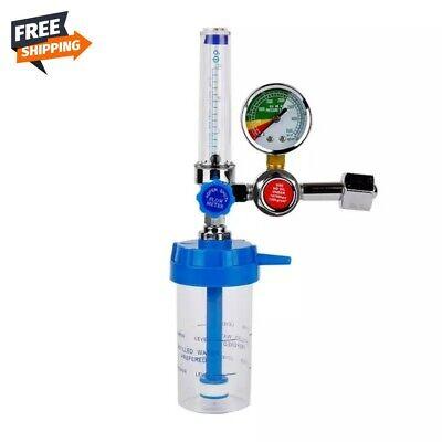 Medical Oxygen Cylinder Regulator Pressure Healthcare Flowmeters Gauge Valveg58
