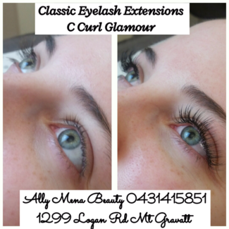 Eyelash Extensions Classic Individual Lashing training