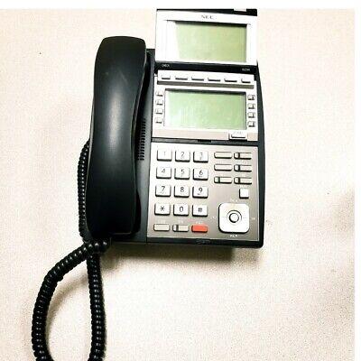 Nec Ux5000 Blk Display Work At Homeoffice Phone Dual Lcd Display Tested Works