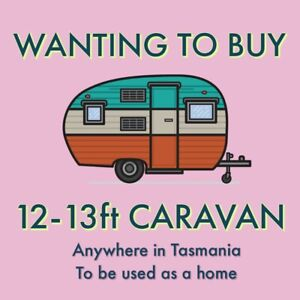 Wanted: Looking to purchase a caravan 12-13ft