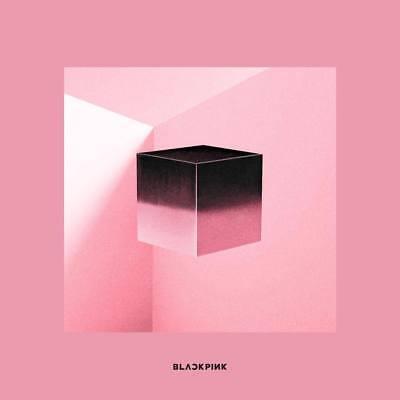BLACKPINK-[Square Up]1st Mini Album Pink CD+Book+Lyrics+Selfie+Card+Gift