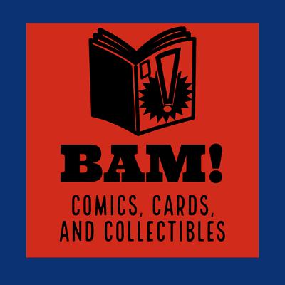 BAM Comics Cards and Collectibles