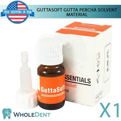 Guttasoft Gutta Percha Solvent Dental Root Canal Filling Material 10ml Liquid