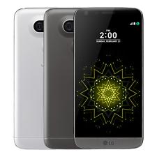 LG G5 (VS987) 32GB Verizon GSM Unlocked Android Smartphone - Silver & Titan
