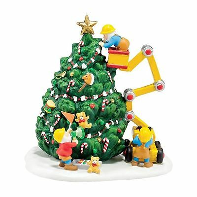Department 56 North Pole - NORTH POLE TOWN TREE - New FREE SHIPPING