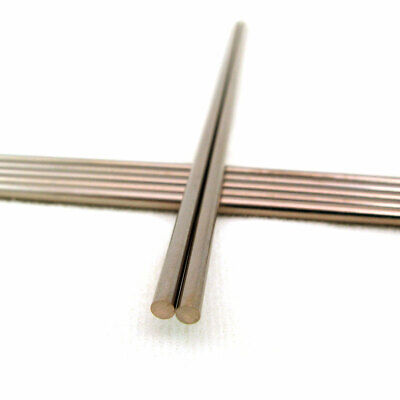 Tungsten Copper Rod 0.25 Dia. X 12 Long 55 Tungsten 45 Copper Wcu