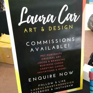 Custom Design Commissions!