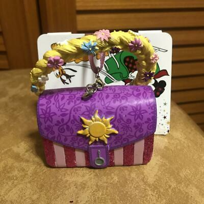 Disney Tienda Navidad Bolsa Ornamento Rapunzel