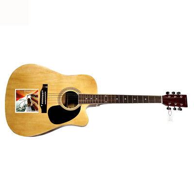Train Signed a girl a bottle a boat CD Acoustic Guitar AF