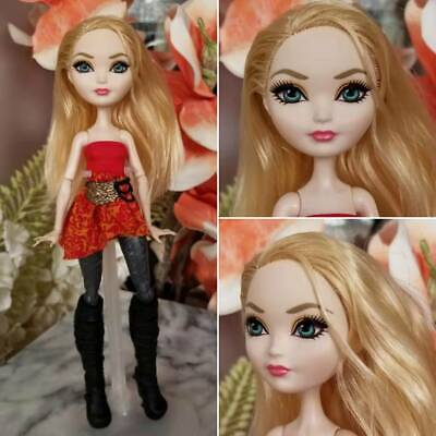 Ever After High Dragon Games Apple White Toy Doll Mattel Blonde