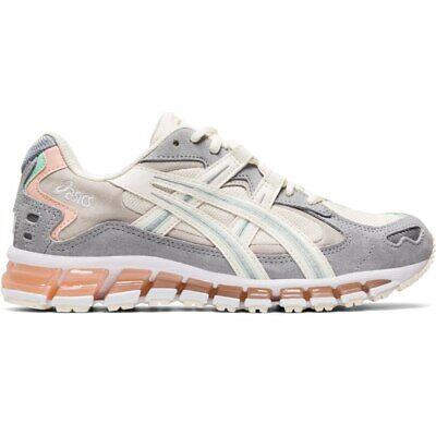 Women's Gel-Kayano 5 360 / 1022A140102 / ASICS 1022A140 102 Cream Piedmont Grey