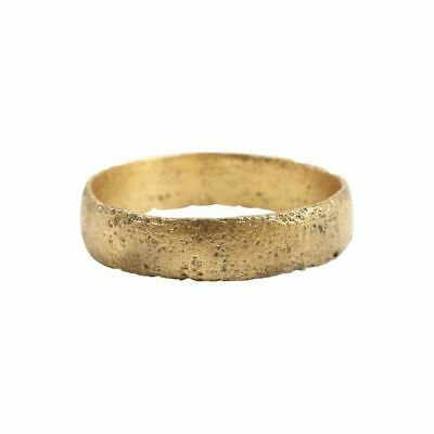 Ancient Viking Wedding Band Jewelry Size 12 12 Norse wedding Ring  C.850-1100 A.D